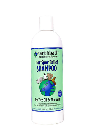 Earthbath - Hot Spot Relief Pet Shampoo