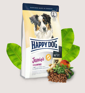 Happy Dog - Supreme Young Junior Grain-Free