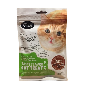 Endi - Tasty Flavor with shape Cat Treats