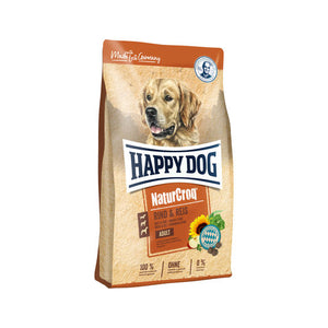 Happy Dog - NaturCroq Beef and Rice for Adult
