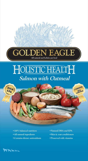 Golden Eagle - Holistic Salmon