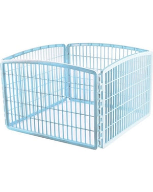 PETKU - Pet Playpen 4 Panels No Door