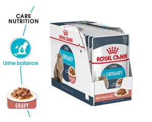 Royal Canin - Urinary Care Pouch Wet Food