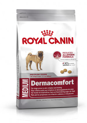 Royal Canin - Adult Medium Dermacomfort Dry Food