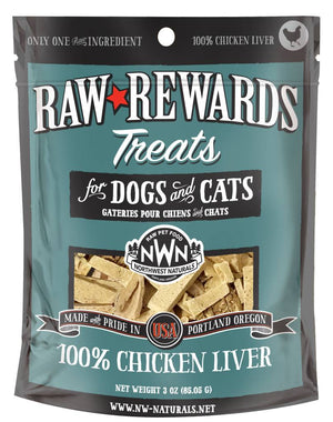 Northwest Naturals - Freeze Dried Chicken Liver Treats