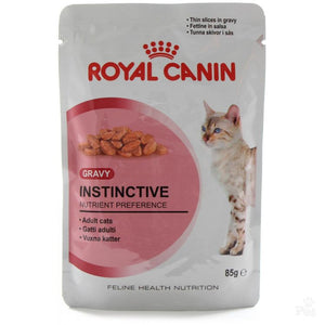 Royal Canin - Adult Instinctive Pouch Wet Food