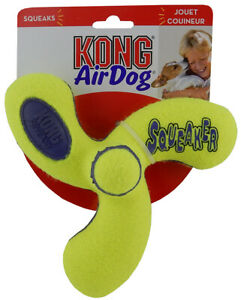 KONG - AirDog Squeaker Spinner Toy