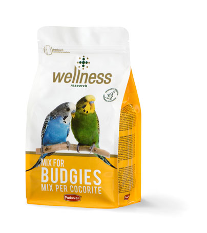 Padovan - Wellness Mix for Budgies