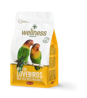 Padovan - Wellness Mix for Lovebirds
