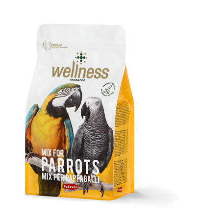 Padovan - Wellness Mix for Parrots