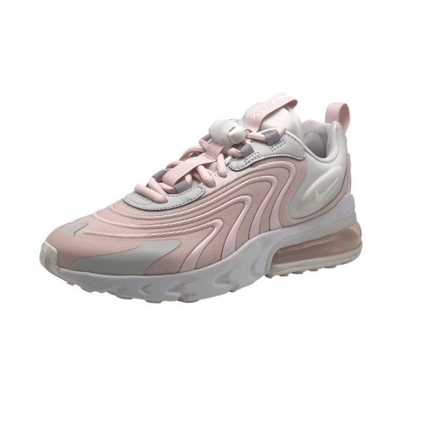 Nike Air Max 270 React ENG Womens Pink Sneakers