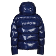 Dsquared2 Goose Down Blue Jacket