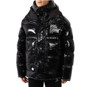 Dsquared2 Goose Down Black Jacket