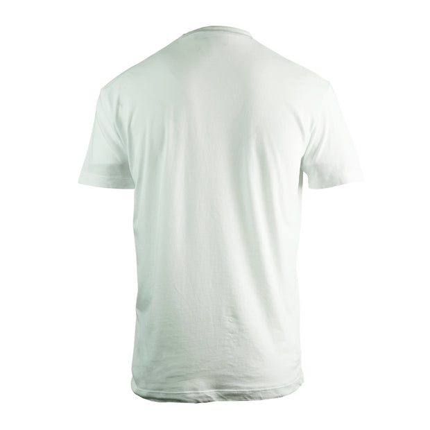 Dsquared2 Rave On Cool Fit White T-Shirt