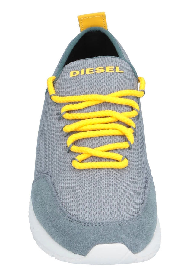 Diesel S-KBY Grey Low Cut Sneakers