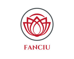 Fanciu Tulip flower logo