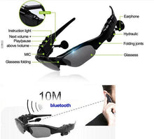 Load image into Gallery viewer, Stereo Handfree Wireless Sunglasses