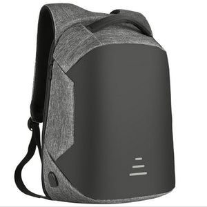Outdoor Urban Backpacks USB Charge Laptop Backpack Minimalist Anti-theft Mochila Waterproof Travel K5