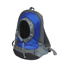 Load image into Gallery viewer, Travel Bag Pet Dog  Dog Outgoing Carrying Travel Backpack Chest bag backpack