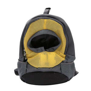 Travel Bag Pet Dog  Dog Outgoing Carrying Travel Backpack Chest bag backpack