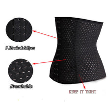 Load image into Gallery viewer, Hot Body Shapewear Corset Waist Trainer Training Shaper Bust Cincher Tummy Belt