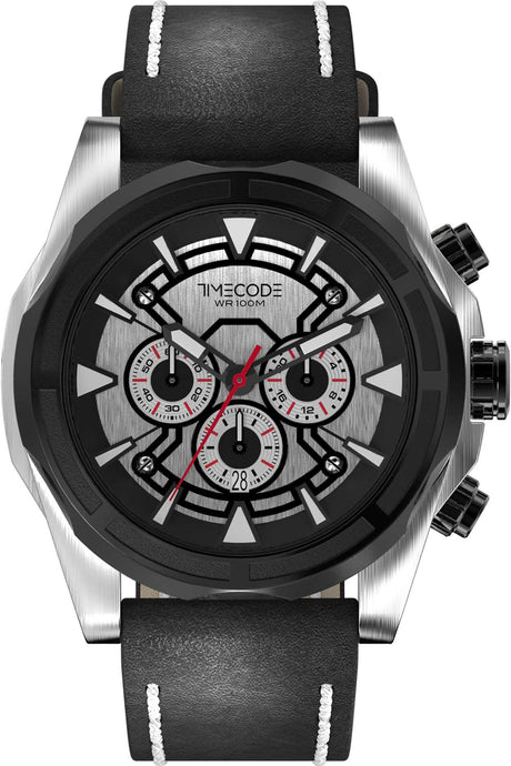 Timecode Suez 1869 Watch - Gents Quartz Chronograph