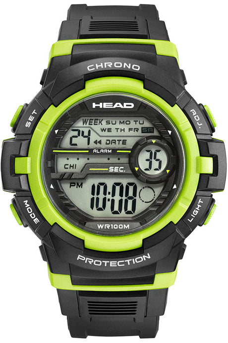 HEAD Rally Watch - Gents Quartz Digital