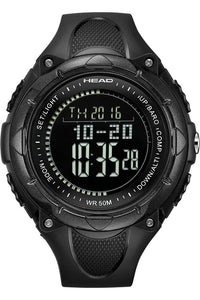 HEAD Avalanche Watch - Unisex Quartz Digital