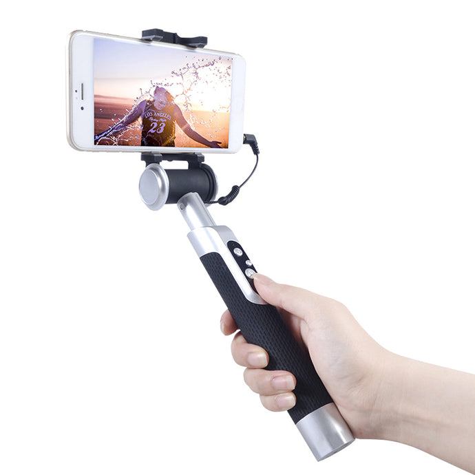 Bluetooth Selfie Stick Electric Selfie Rod Cute Electric Face Following Bracket Extensible Electric Selfie Stick Travel Phone