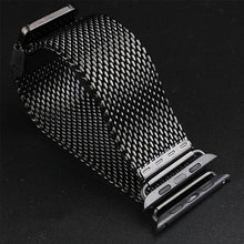 Load image into Gallery viewer, 38/42mm Stainless Steel Watch Band Strap For Apple Watch