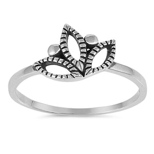Solid 925 Sterling Silver Ring