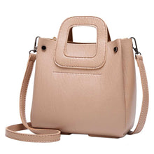 Load image into Gallery viewer, Fashion Women's Bucket Type Crossbody Bag Handbag Stundent Messenger Bag