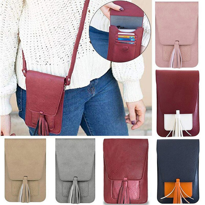 Crossbody  bag Women Girl Outdoor Shoulder Bag Hand Bag Phone Bag