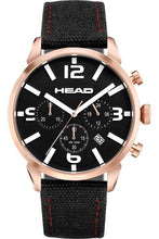 Load image into Gallery viewer, HEAD Backhand Watch - Gents Quartz Chronograph