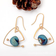 Load image into Gallery viewer, Women'S Earrings Stars Natural Stone Earrings