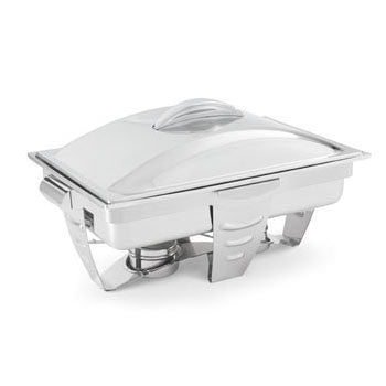 Premium Rectangular 8 Quart Chafer