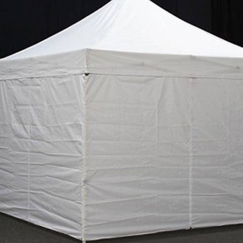 Tent Sidewall - White