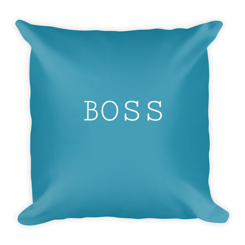 Premium Pillow - Boss