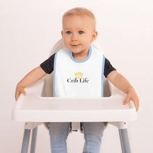 Load image into Gallery viewer, Crib Life  (Baby Bib)