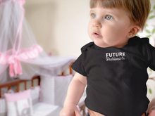Load image into Gallery viewer, Future Fashionista (Baby Onesie)