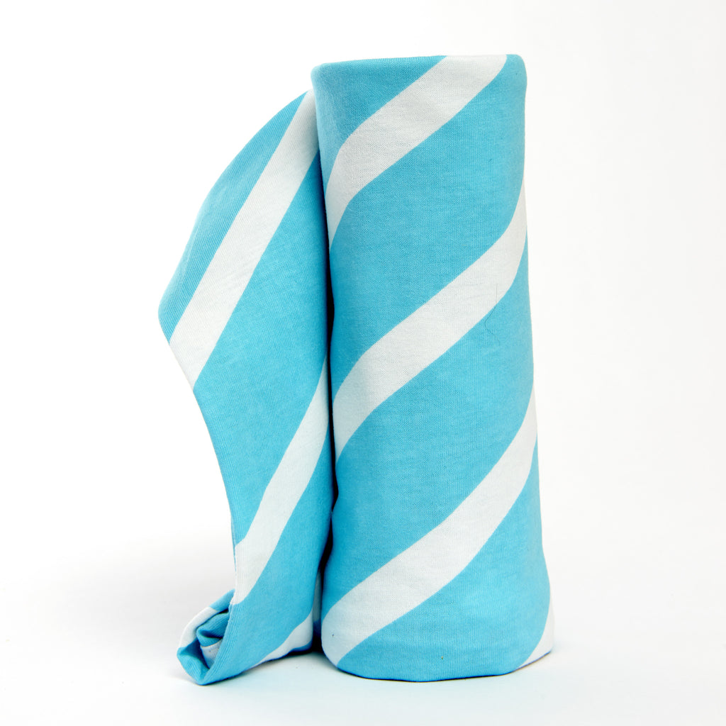 Billie cotton stretch jersey swaddle