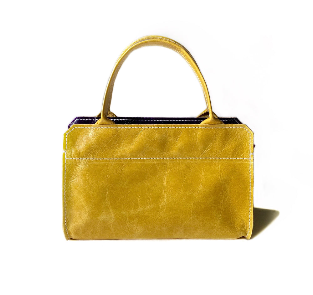 Sunflower Mini Tote Front