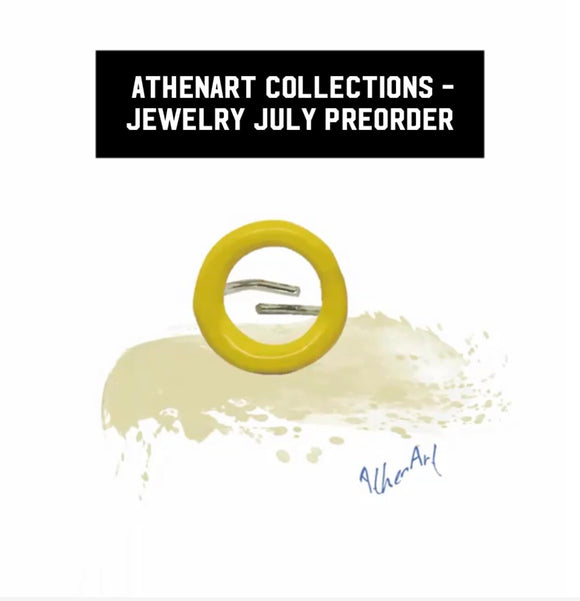 Jewelry July Pre-Order Event