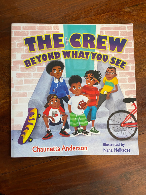 THE CREW: BEYOND WHAT YOU SEE