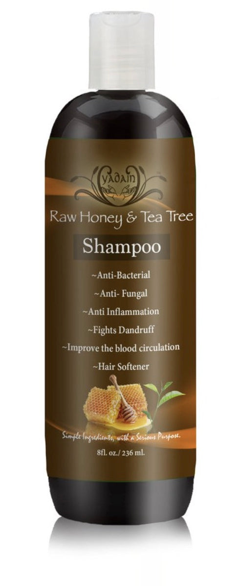 Raw Honey & Tea tree Signature Shampoo