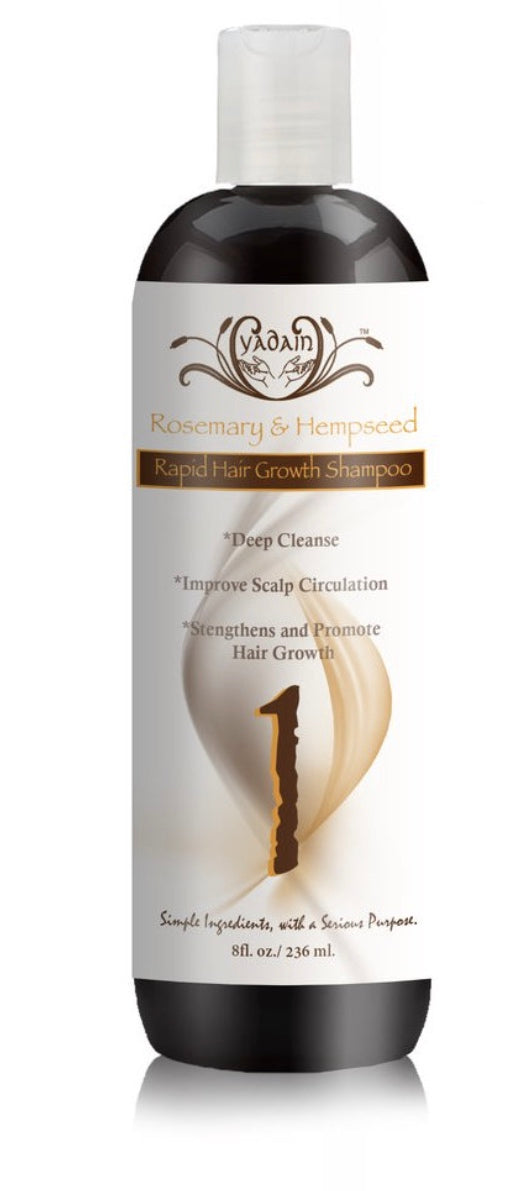 Rosemary & Hempseed Rapid Hair Growth Shampoo