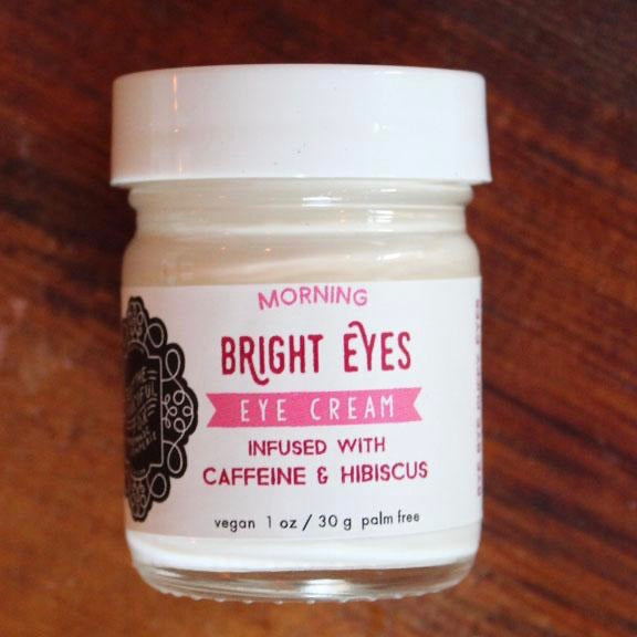 Bright Eyes Facial Moisturizer