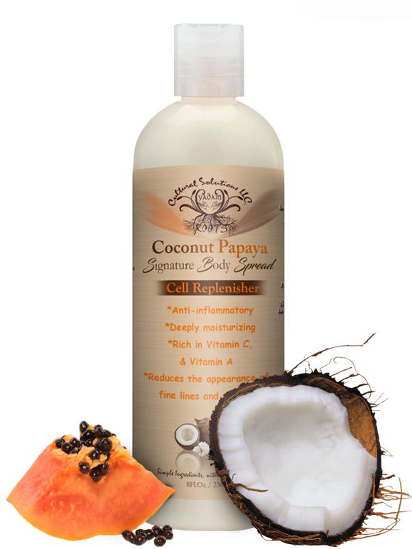 Coconut Papaya Body Spread