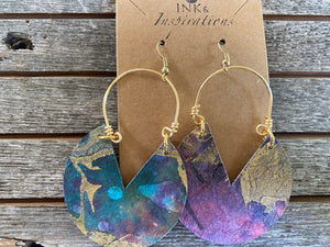 HAZY HOOPS Earrings