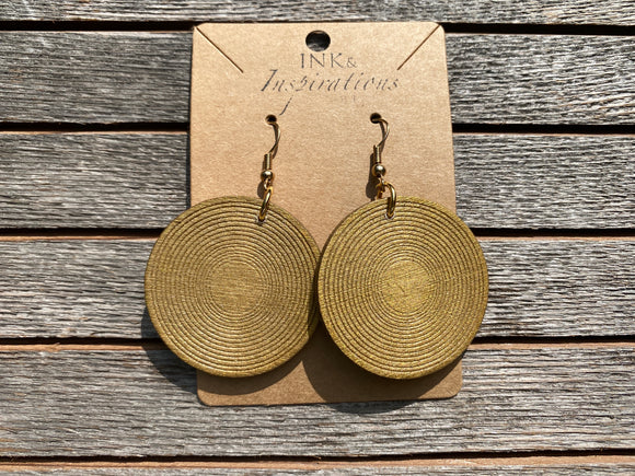 CYMBALS Earrings